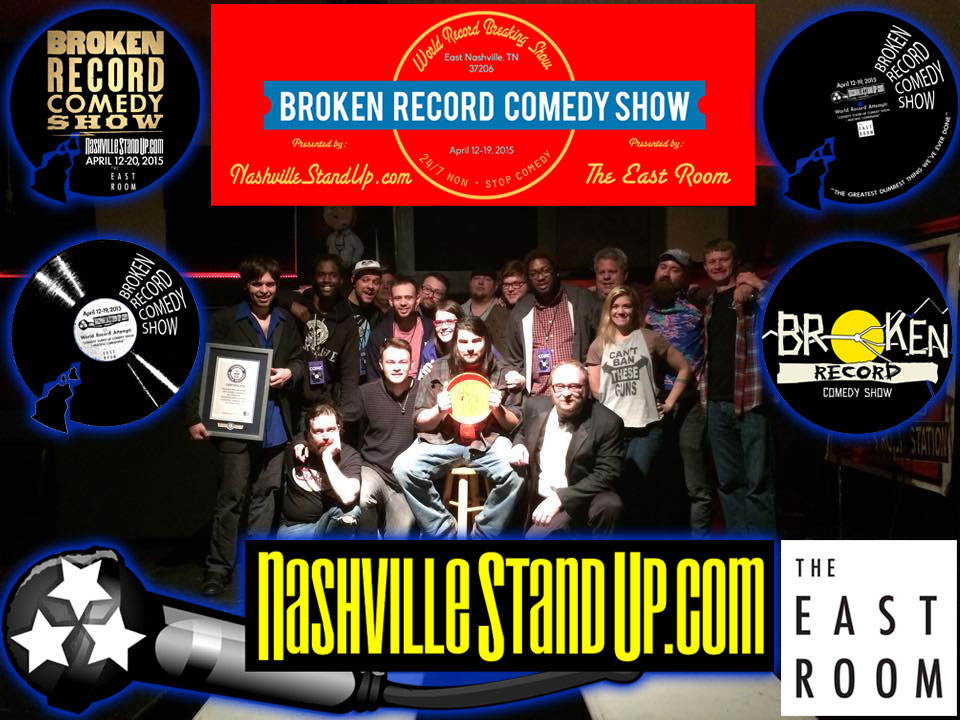 #BrokenRecordShow ends it's run at 4:20am 4/20/2015