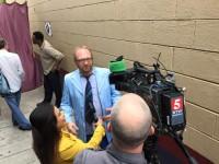 Chad Riden talks to NewsChannel 5