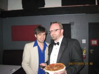 DJ Buckley and Chad Riden