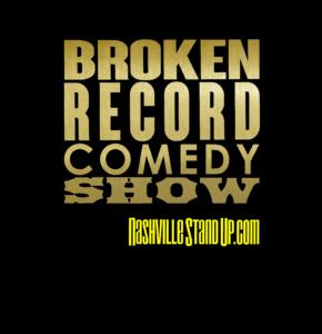 #BrokenRecordShow logo