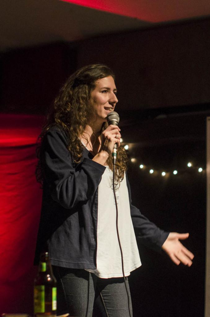Jessica Watkins, photo: Jamie Hernandez