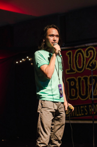 Josh Inocalla, photo: Jamie Hernandez
