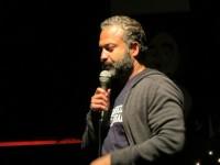 Ahmed Ahmed, photo: Vala Bird