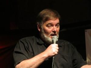 Dan Whitehurst, photo: Vala Bird