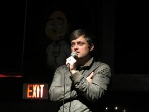 Nate Bargatze, photo: Vala Bird