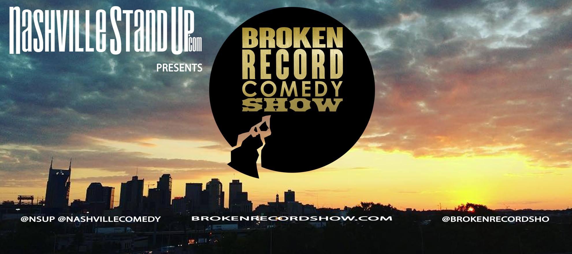 #BrokenRecordShow